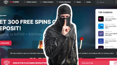 Как вернуть деньги из Play Casino? Обзор официального сайта игровых автоматов